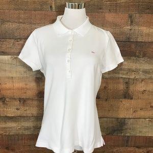 Vineyard Vines Women's Polo Shirt Size M
